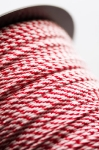 Bakers Twine Red / White Spool