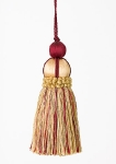 Key Tassel Art# 8542 024